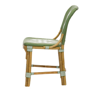 Hekla Bistro Side Chair in Green