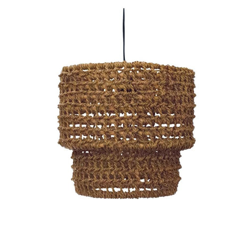 Waimea Wall Pendant - Natural