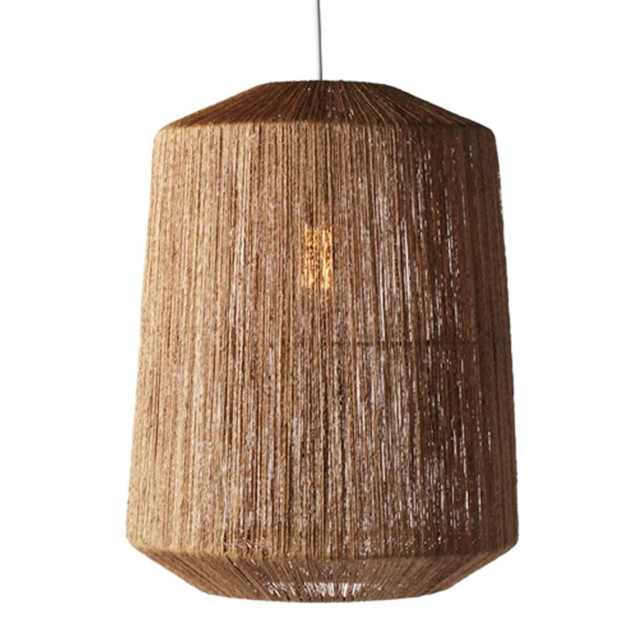 Walker Hanging Pendant - Natural