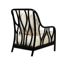 Wishbone Lounge Chair - Black Caviar