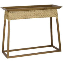 Ojai Console Table in Natural