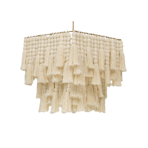 Redondo Chandelier in White