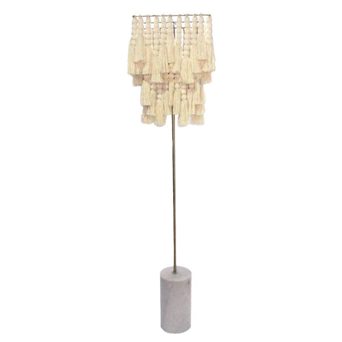 Redondo Floor Lamp in White
