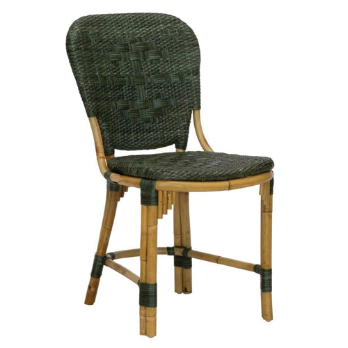 Fota Bistro Side Chair in Green