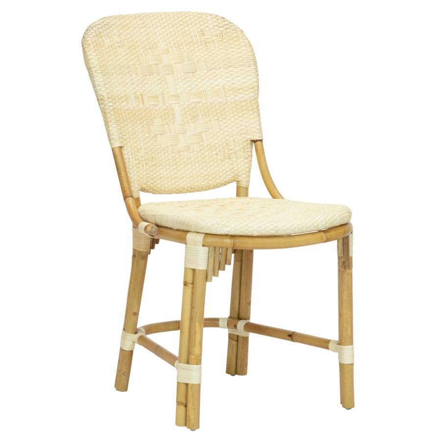 Fota Bistro Side Chair in Natural
