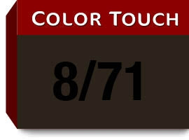Color Touch Deep Browns 8/71