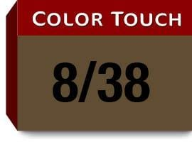 Color Touch Rich Naturals 8/38