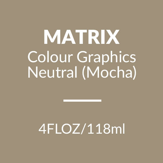 Matrix Colour Graphics Neutral (Mocha) 118ml