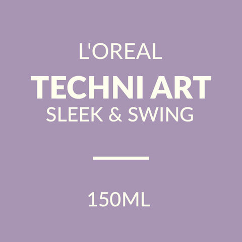 TECHNI ART SLEEK & SWING 150ML