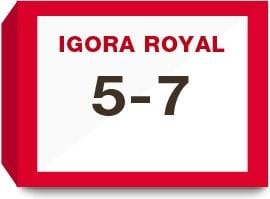 Igora Royal  5-7