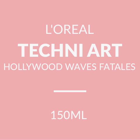 TECHNI ART HOLLYWOOD WAVES FATALES 150ML
