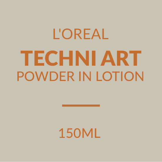 L'OREAL TECHNI ART POWDER IN LOTION (150ML)