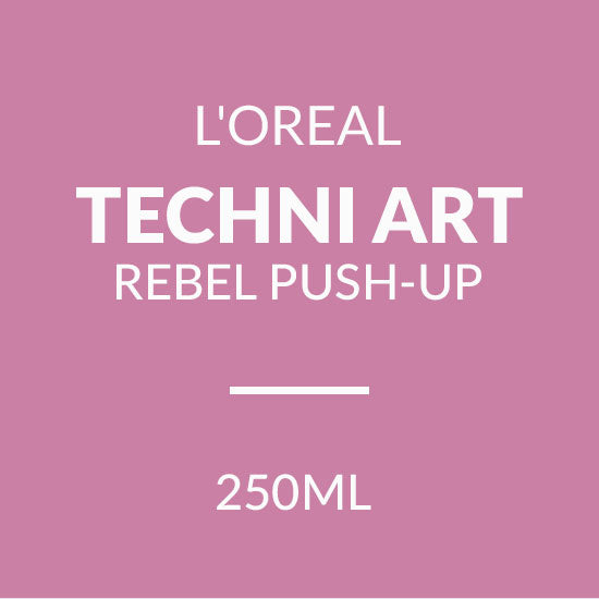 L'OREAL TECHNI ART REBEL PUSH-UP (250ML)