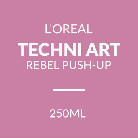 TECHNI ART REBEL PUSH-UP 250ML