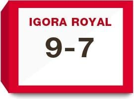 Igora Royal  9-7