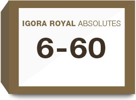 Igora Absolutes  6-60