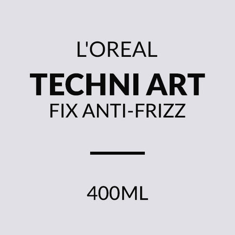 TECNI ART FIX ANTI-FRIZZ 400ML
