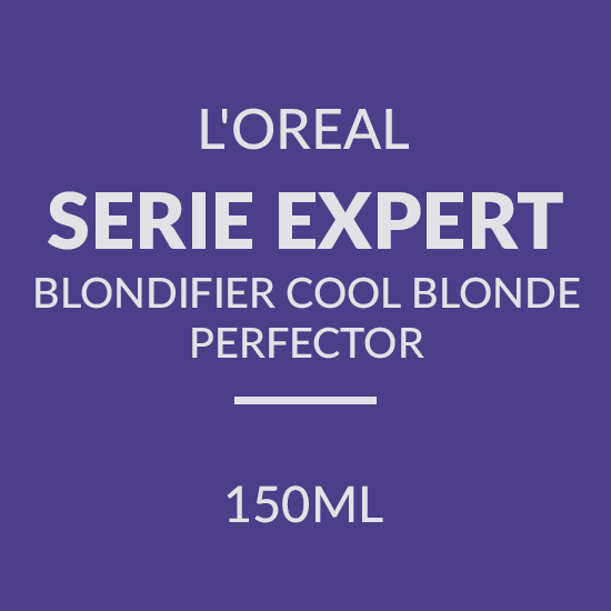 L'OREAL SERIE EXPERT BLONDIFIER COOL BLONDE PERFECTOR (150ML)