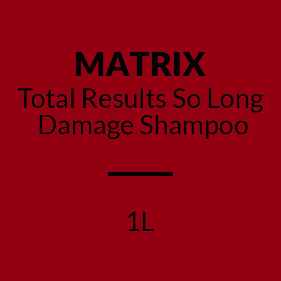 MATRIX Total Results SO LONG DAMAGE SHAMPOO (1000ML)