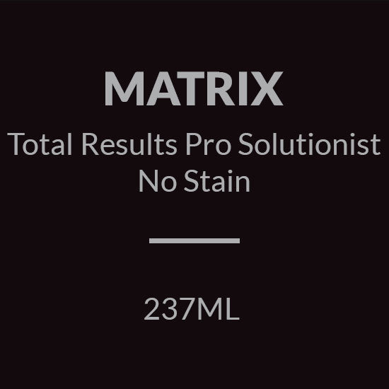 MATRIX Total Results PRO SOLUTIONIST NO STAIN (237ML)