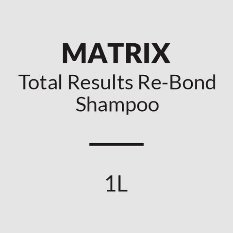 MATRIX Total Results RE-BOND SHAMPOO (1000ML)