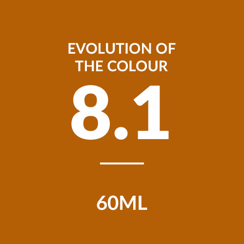 ALFAPARF Evolution Of Colour  CUBE 8.1 (60ml)