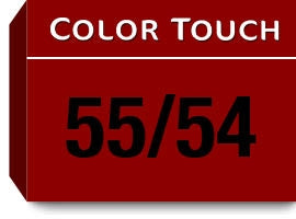 Color Touch Vibrant Reds 55/54