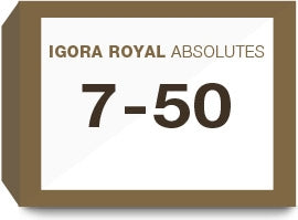 Igora Absolutes  7-50