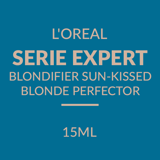 L'OREAL SERIE EXPERT BLONDIFIER SUN-KISSED BLONDE PERFECTOR (15ML)