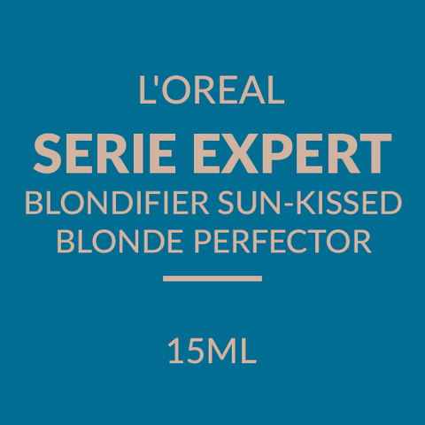 SERIE EXPERT BLONDIFIER SUN-KISSED BLONDE PERFECTOR 15ML