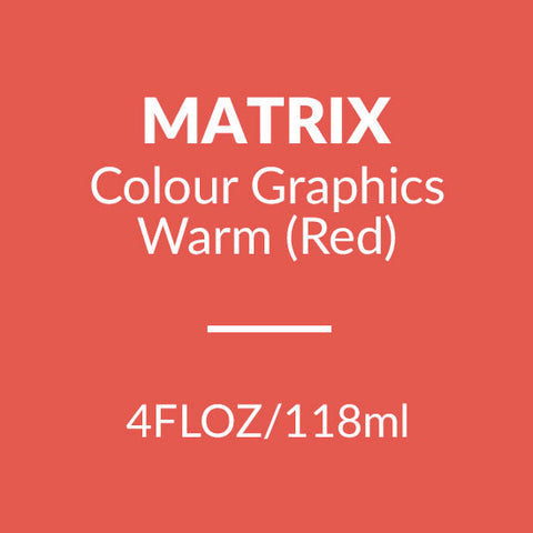 Matrix Colour Graphics Warm (Red)