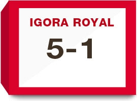 Igora Royal  5-1