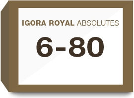 Igora Absolutes  6-80