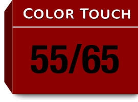 Color Touch Vibrant Reds 55/65
