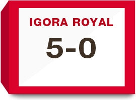 Igora Royal  5-0