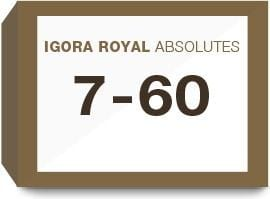 Igora Absolutes  7-60