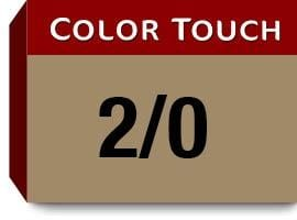 Color Touch Pure Naturals 2/0