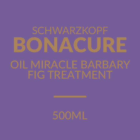 Schwarzkopf BONACURE  OIL MIRACLE BARBARY FIG TREATMENT (500ML)