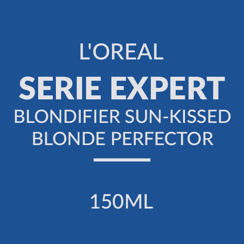 SERIE EXPERT BLONDIFIER SUN-KISSED BLONDE PERFECTOR 150ML