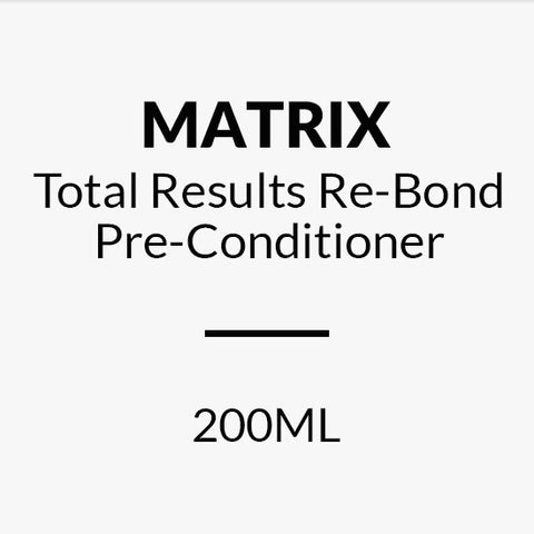 MATRIX Total Results RE-BOND PRE-CONDITIONER (200ML)