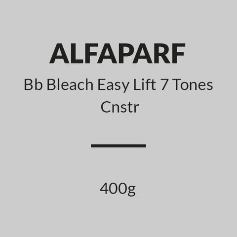 ALFAPARF  Bleach Easy Lift 7 Tones Cnstr 400g