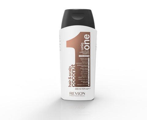 Revlon UniqOne Shampoo - Coconut (300ml)