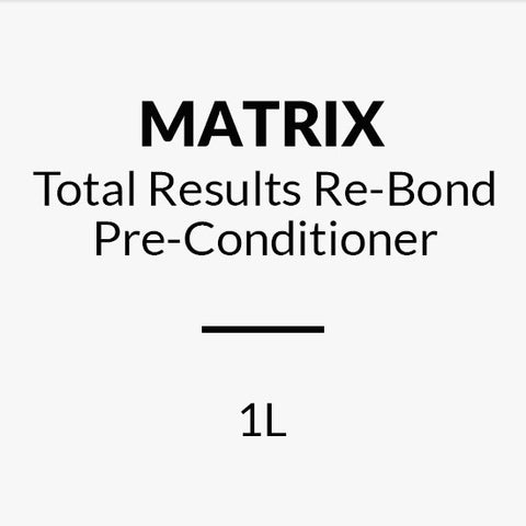 MATRIX Total Results RE-BOND PRE-CONDITIONER (1000ML)