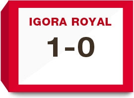 Igora Royal  1-0