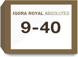 Igora Absolutes  9-40