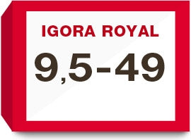 Igora Royal  9,5-49