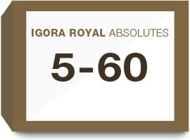 Igora Absolutes  5-60