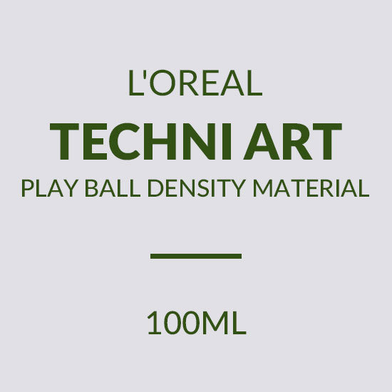 L'OREAL TECHNI ART PLAY BALL DENSITY MATERIAL (100ML0
