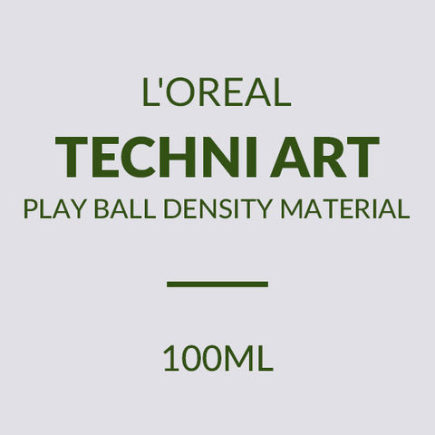 TECHNI ART PLAY BALL DENSITY MATERIAL 100ML