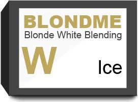 BLONDME  -  Blonde White Blending  -  Ice
